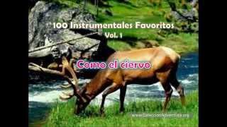 100 Instrumentales Favoritos vol  1 - 086 Como el ciervo
