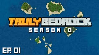 Truly Bedrock s0 e1: Stranded with new friends