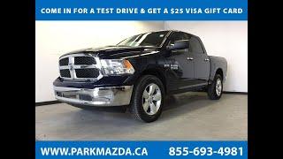 GRAY DK 2017 Ram 1500  Review Sherwood Park Alberta - Park Mazda