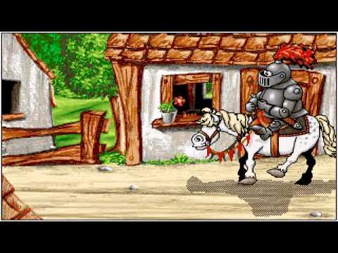 Siedler 1 Intro (DOS Version)