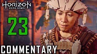 Horizon Zero Dawn Walkthrough - Part 23 - Ranaman's Fatal Inheritance Quest
