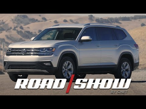 The 2018 Volkswagen Atlas is a giant SUV stuck in the middle of the class