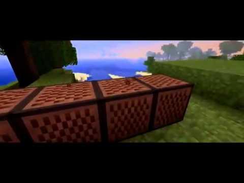 CaptainSparklez Minecraft TNT song.