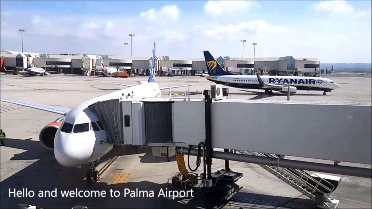 Volotea flight- Palma to Verona - A319 - YouTube