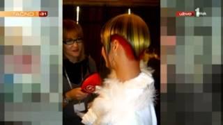 Bogdan Krstic hairdresser