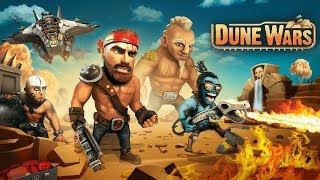 Dune Wars Gameplay Trailer ANDROID GAMES on GplayG