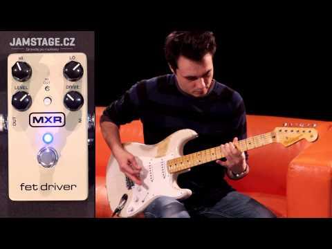 MXR FET Driver Review (Aivn)