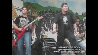 RUDRAS [En el Metal Attack Fest Plaza La Candelaria Caracas Venezuela]