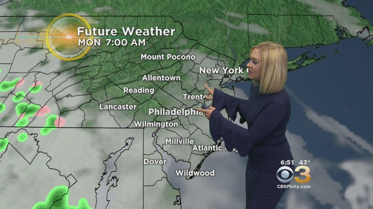 Lauren's Sunday Night Forecast: Feb. 18th, 2018