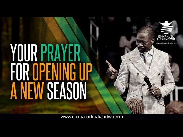 Emmanuel Makandiwa 2020| Your prayer for opening up a new season