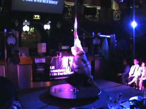 Simon Hutchinson. UKAPP 2010 Shrek Performer Routine