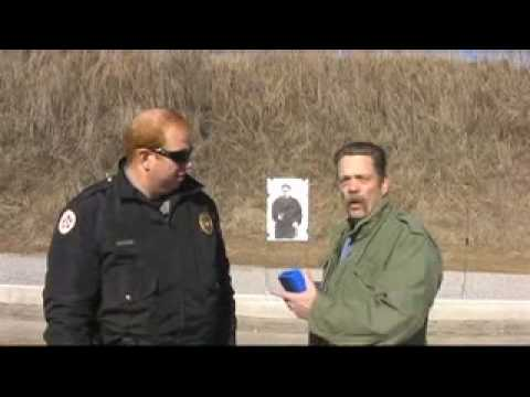 Law Enforcement Pneumatic Target Systems - Wireless Turning Target Systems for Law Enforcement