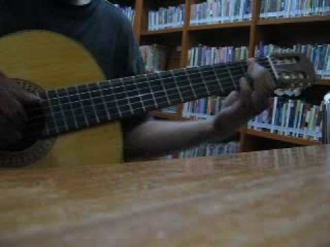 I Will Sing - Finger Style Guitar (Frans Version)