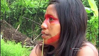 🔴Tears Of The Girls In Amazon Wild Life || Documentary Isolated On Planet HD