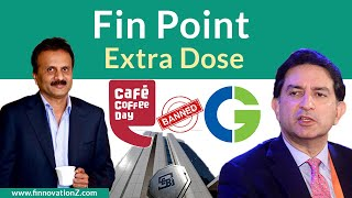 Stock Market|CG power| Cafe Coffee Day| Case study| NSE, BSE Obligations | Stock Market News | Hindi