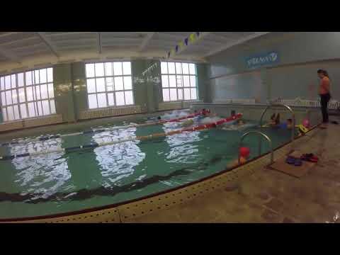 Детская Тренировка по плаванию дети 8-10 лет / Упражнения в бассейне Спорт для детей