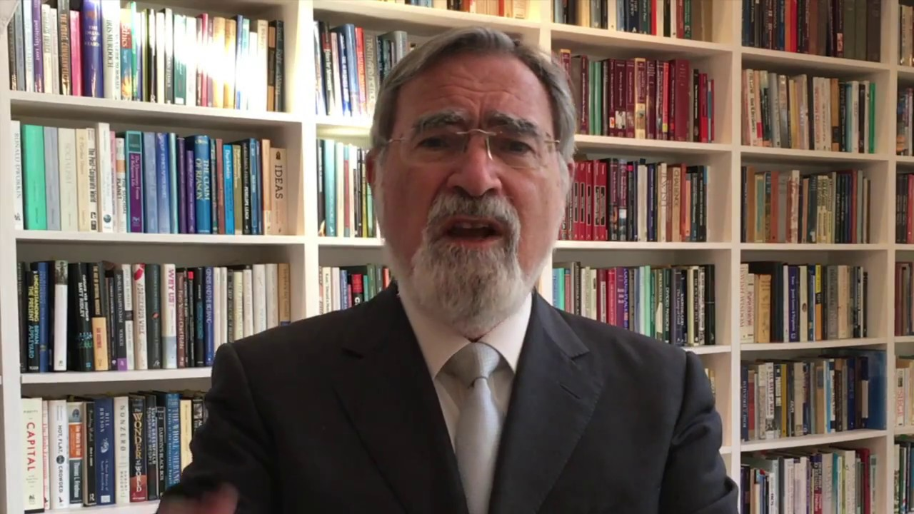 Rabbi Sacks on the Holocaust & importance of remembrance