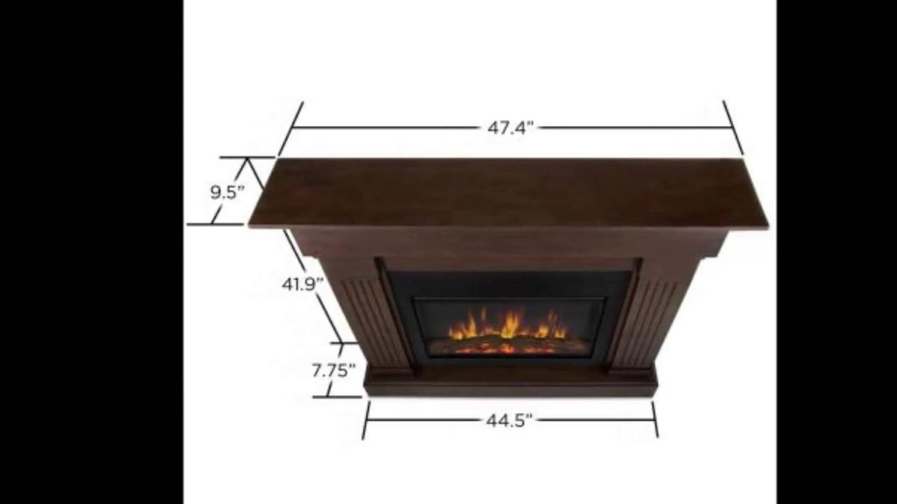 real flame crawford electric slim line fireplace model no 8020eco