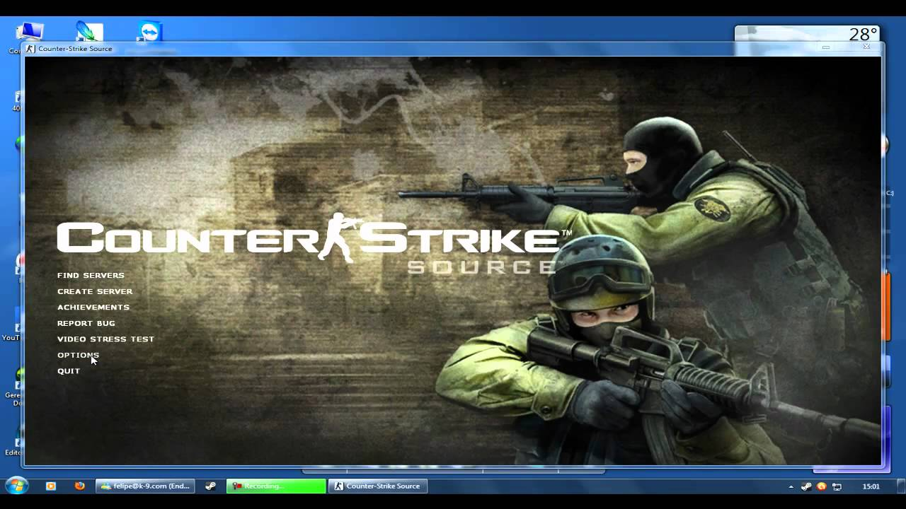 Counter strike source help windows 7 microsoft windows 98 updates download