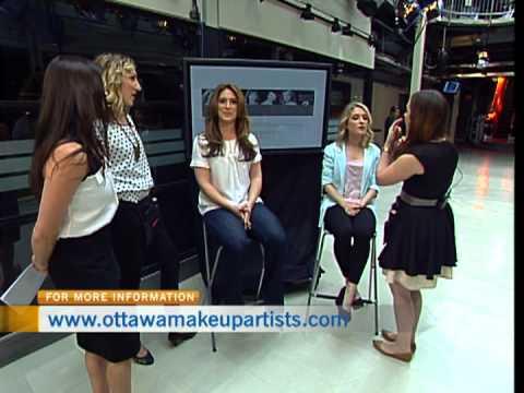 Wedding Makeup with Ottawa Makeup Artists