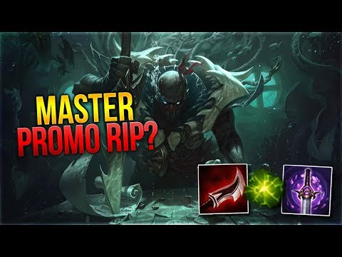 Master Promo ist Rip? Pyke Support [League of Legends] [Deutsch / German] thumbnail