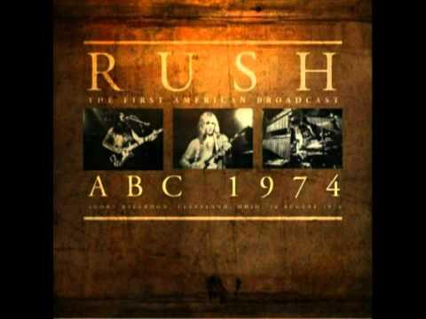 Rush - Fancy Dancer  ABC (1974)