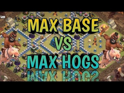 HOG RIDERS VS MAX TOWN HALL 12! HOGS TH12 3 STAR ATTACK STRATEGY 2019!! COC UPDATE!