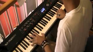 Alejandro Sanz - Se Vende  (Piano- Borja Valiente)