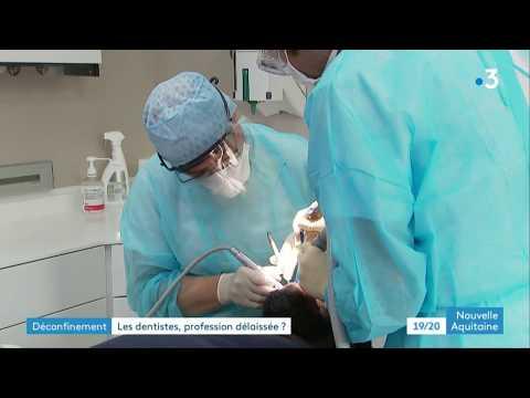 Coronavirus: colère des dentistes en manque de matériel de protection