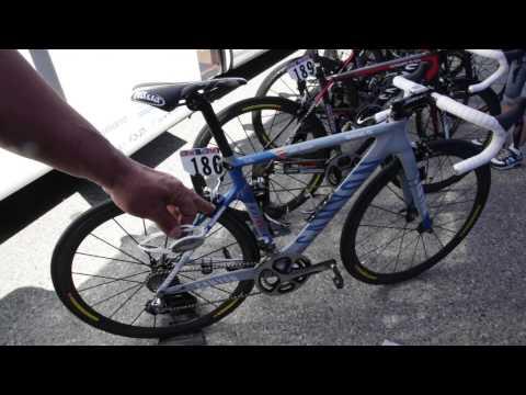 Pro Bike: Daniel Moreno's Canyon Aeroad CF