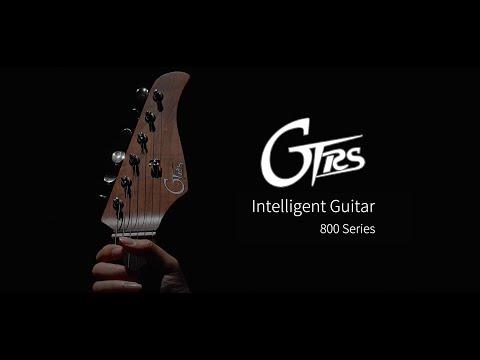 GTRS Intelligent Guitar