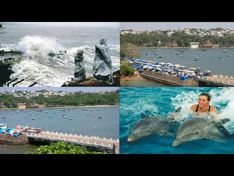 Dona Paula Of Goa South Vlog Information (Nice Place Must See) - Everything In Life T.K