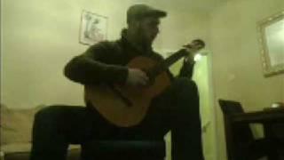 I Miss You Solo Fingerstyle Guitar - Dan Benton-Smith