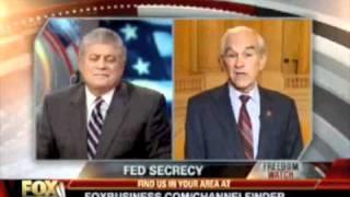 Ron Paul Defends Wikileaks FOX MIRROR