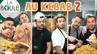 AU KEBAB 2 - NINO ARIAL (Feat KEV ADAMS, MORGAN VS et ILYES MELA )