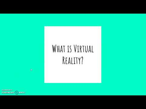 Virtual Reality Instructional Methods