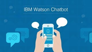 "IBM Watson - Creating a ""cognitive"" retail chatbot"
