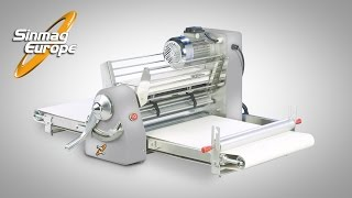 Dough Sheeter | Bakery Machines and Equipment | SM-520S | SM-520F