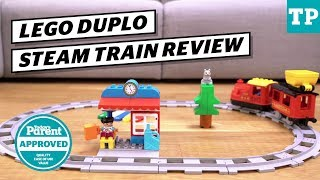 Lego Duplo Steam Train Review | Today's Parent Approved