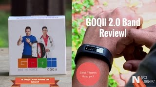 GOQii 2.0 Review(Fitness Band) | After 3 Months of Usage.