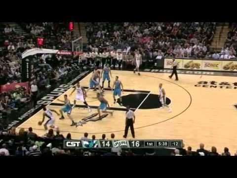 San Antonio Spurs 2011-2012 Mixtape