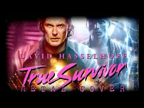 David Hasselhoff - True Survivor (Kung Fury Metal Cover Feat. Sergio De Prado)