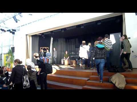 Flashmob  Kleiner Fink