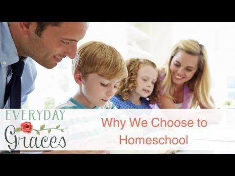 Why I Homeschool