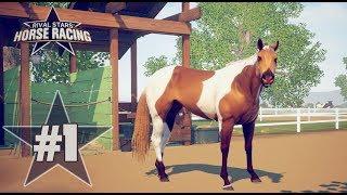 [NOWA GRA O KONIACH] Rival Stars || Horse Racing #1 - Wymarzony koń