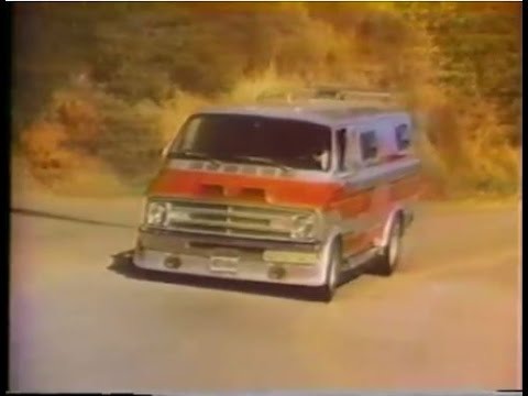 1978 Dodge Trucks Vans and Ramcharger TV Commercial - The Adult Toys