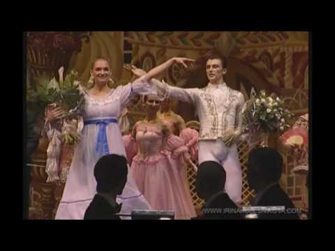 St. Petersburg`s non-state run ballet theatre conquers The United Kingdom