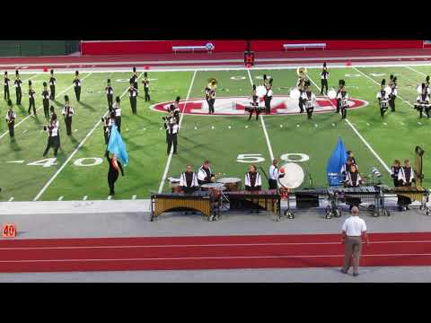 """Macomb Senior High School Marching Bombers - """"Cathedrals"""""""