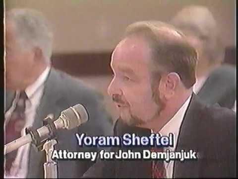 The Dirty Side Of The Justice Dept.: The Demjanjuk Case