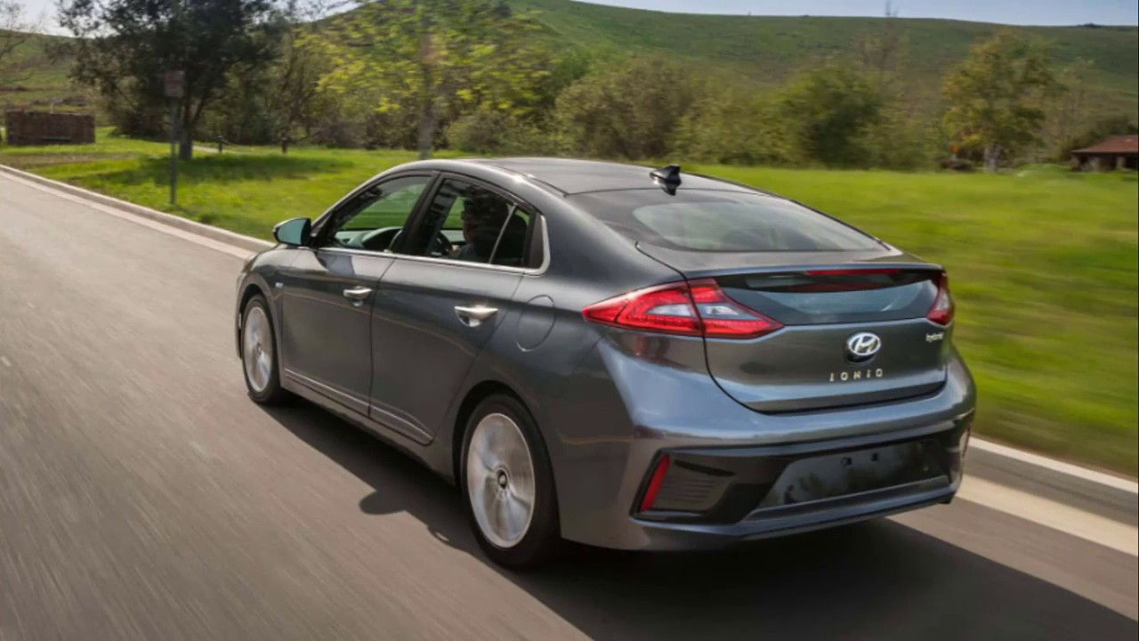 New Hyundai Ioniq 2019 Electric Range Preferred
